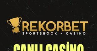 rekorbet canlı casino